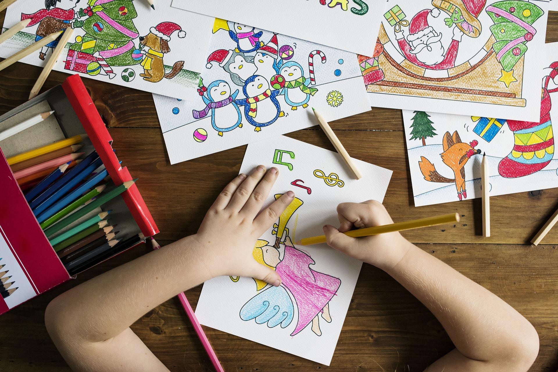 loisirs creatif enfant